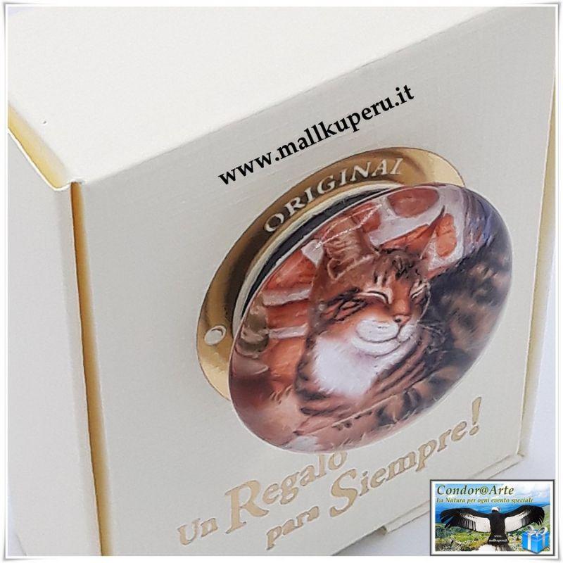 Minilibro-TUTTO-SUI-GATTI-con-magnete