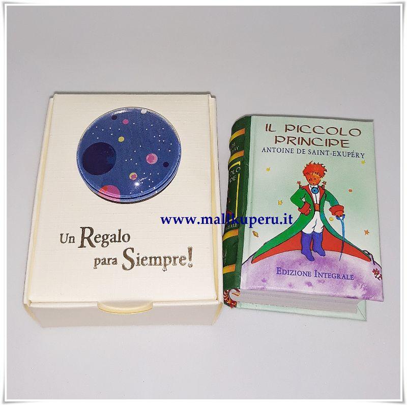 Minilibro-*IL-PICCOLO-PRINCIPE-con-magnete-